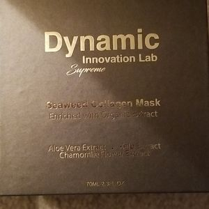 Dynamic Innovation Seaweed Collagen Mask
